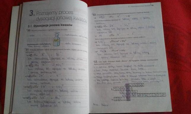 UZUPEŁNIONE ćwiczenia gimnazjim, geografia 1,2, fizyka1 chemia2