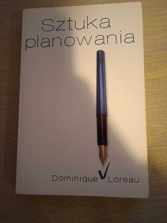 Sztuka planowania Dominique Loreau