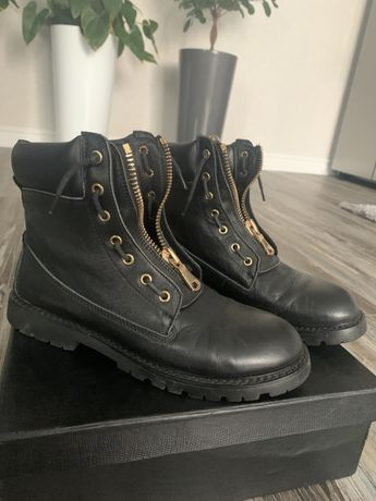 Деми ботинки Balmain