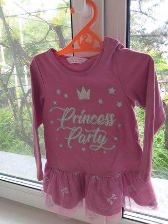 Платье для девочки Глория Джинс. 92 размер