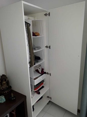 Roupeiro de uma porta - IKEA