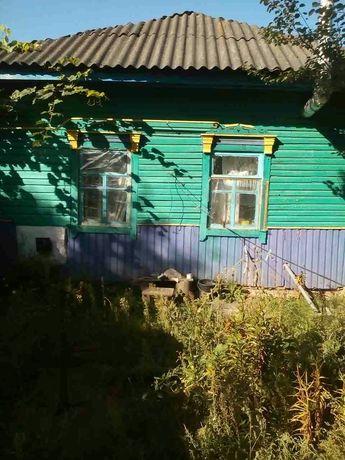 Продам дом(Щорский район с.Старая Рудня)