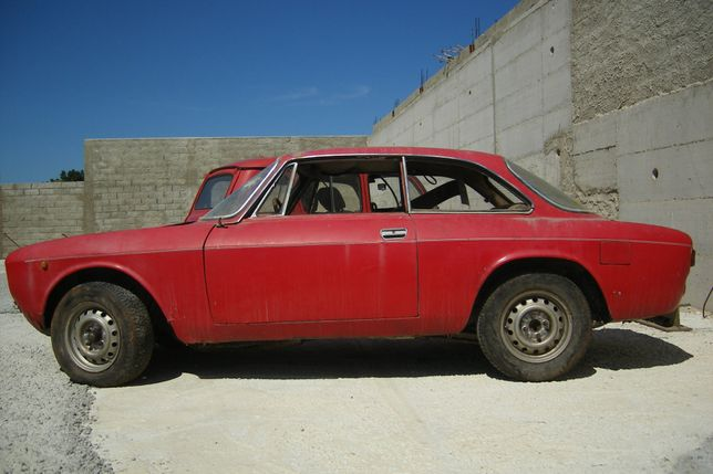 Alfa Romeo GT Junior/GTV e Giulia/Berlina.