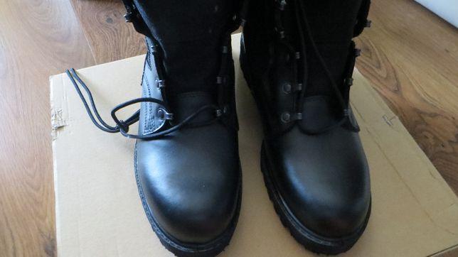 Buty trzewiki wojskowe