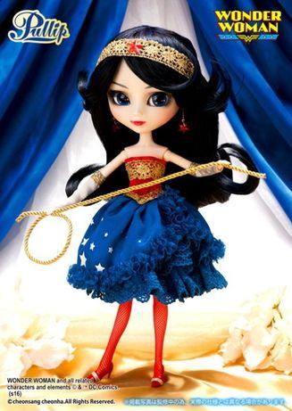 Кукла Пуллип Чудо женщина 2016 Pullip Wonder Woman SDCC коллекционная