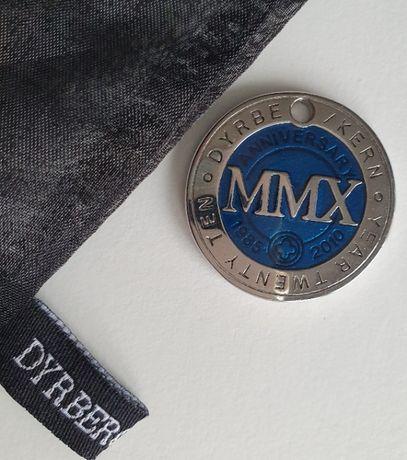Dyrberg Kern wisiorek moneta nowy