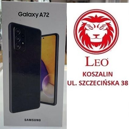 Telefon Samsung Galaxy A72 6GB/128GB Awesome Black (V) 194033