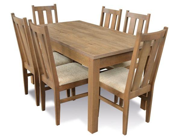 Zestaw Z2 Krzesła + Stół Jadalnia Salon Producent