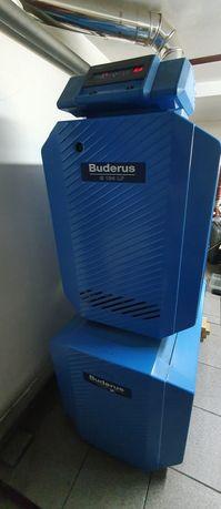 Piec gazowy dwufunkcyjny Buderus G 134 LP używany sprawny stan bdb