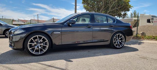 BMW serie 5 520d luxury 2015