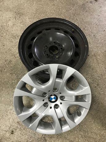 "Felgi stalowe 17"" BMW kołpak gratis"