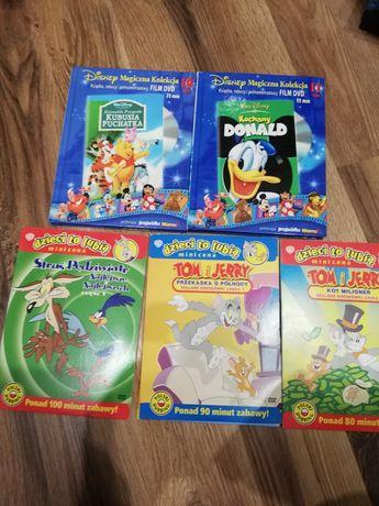 Bajki Disney DVD