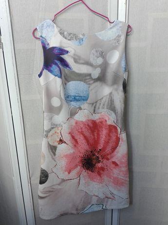 Vestido com flor