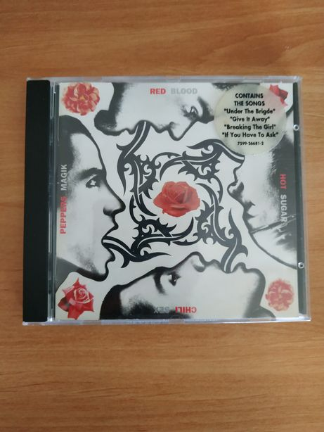 Red Hot Chili Peppers - Blood, Sugar, Sex, Magik