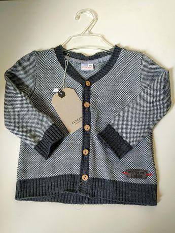 Nowy sweterek firmy Karen rozmiar 80