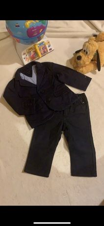 Garnitur marynarka spodnie Tommy Hilfiger 74