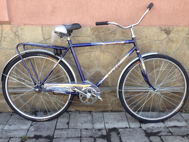 Мужской велосипед 28 чешка(пятерик) Спутник типа Украина Аист