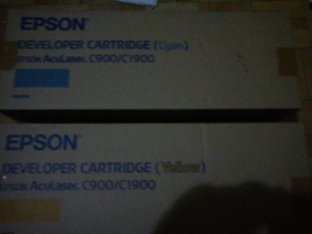 Nowy Toner do drukarek EPSON Laser