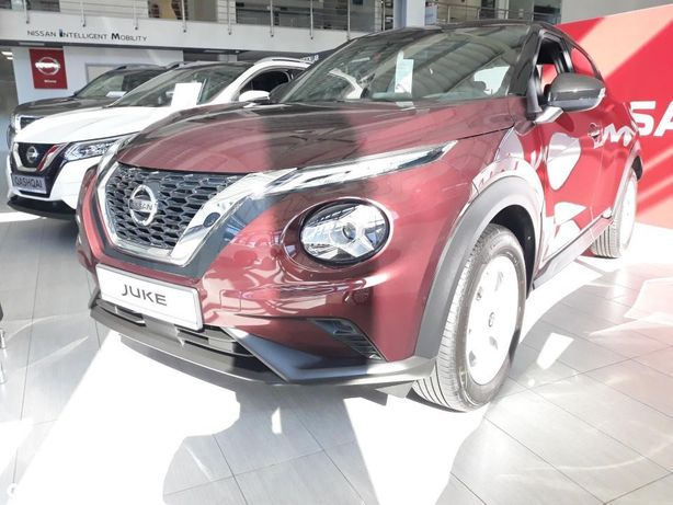 Nissan Juke Acenta + Pakiet Komfortowy
