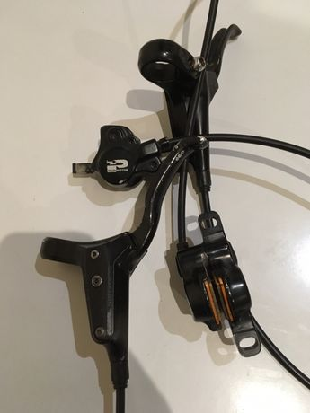 Гидравлические вело тормоза Tektro (комплект)