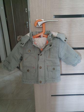 Kurtka dziecięca niemowlęca r. 74 wiosenna/jesienna Cool Club Smyk