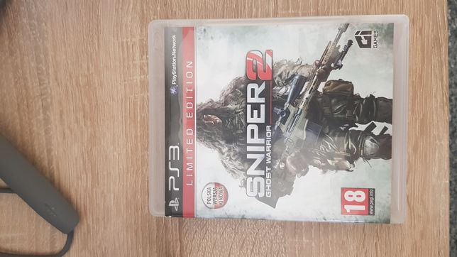 Gry do PS3 SNAJPER2 ghost warrior