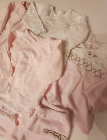 Lote roupa bebé menina 3-6