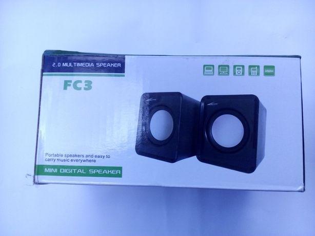 Колонки FC3 Multimedia speaker 2.0