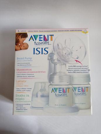 Молоковідсмоктувач Avent ISIS