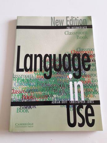 Language in Use podręcznik