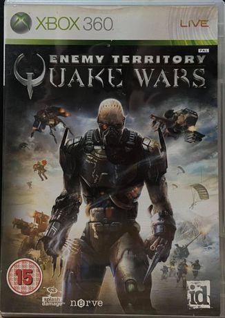 Enemy Territory Quake Wars Xbox 360