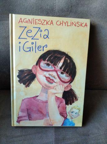 Agnieszka Chylińska, Zezia i Giler