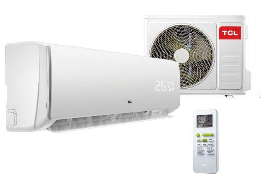 Klimatyzator ścienny TCL Elite XA71I 3,5 kW+ zestaw montażowy 12w1
