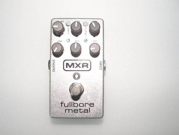 Efekt gitarowy MXR - Fullbore metal M116