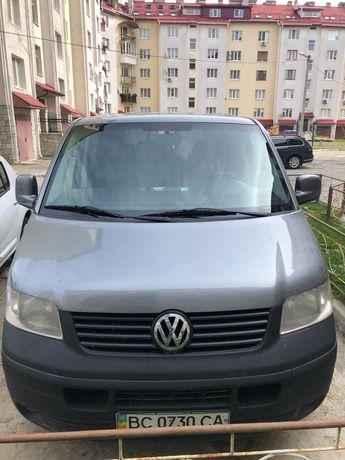Volkswagen, Фольксваген Т5