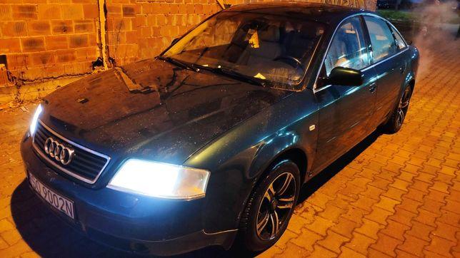 Audi A6 C5 2.8 PB + LPG