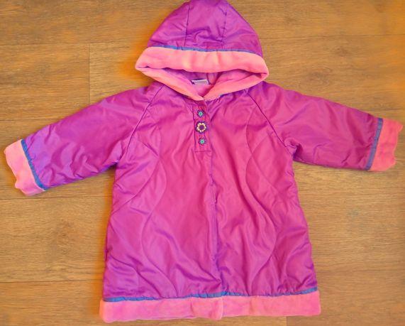 Курточка куртка демисезонная пальто для девочки 2 3 4 года
