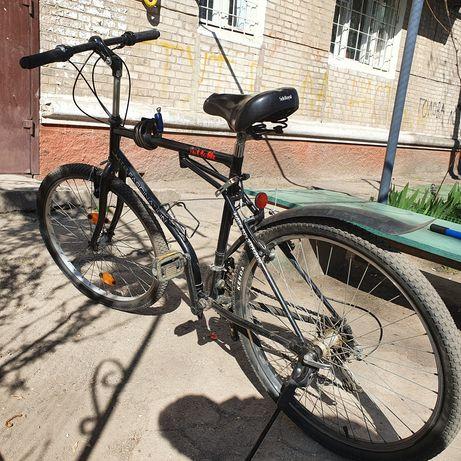 Складной Велосипед. Made in Germany. 26 колёса. MTB