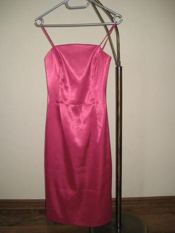 Sprzedam śliczną sukienkę rozmiar 36 w pięknym kolorze