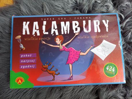 "Gra planszowa ""Kalambury"" Alexander"