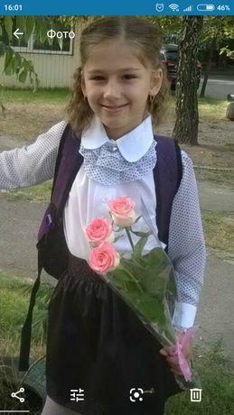 Школьная блузка на девочку. Школьная блузка. Школьная блуза