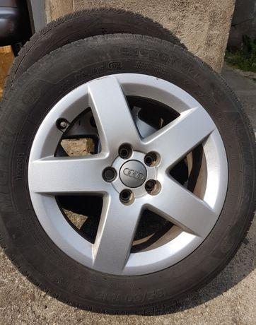 "4 szt. koła felgi 15""aluminiowe Audi VW SKODA SEAT"