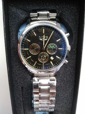 Zegarek Lige srebrny