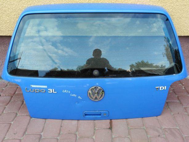 Klapa Bagażnika z Szybą VW Lupo 3L LR5A