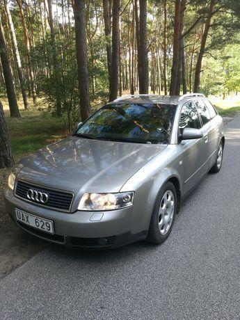 Audi a4,b6,1.8T,190koni,manual