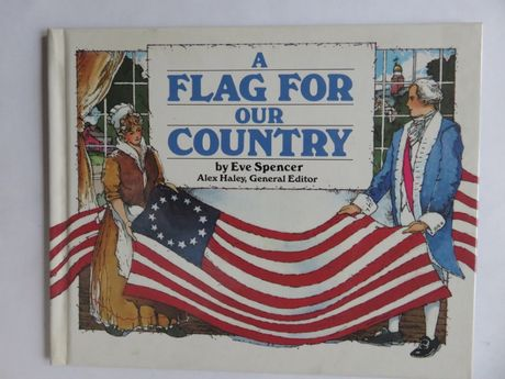 A Flag for our Country. Książka dla dzieci w języku angielskim.