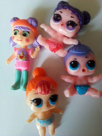 Продам маленькие куклы LOL