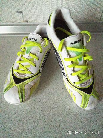 Бутсы копочки кроссовки для футбола детские