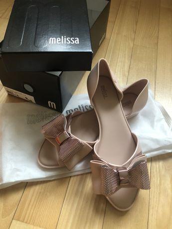 Бесподобные  балетки Melissa р.36