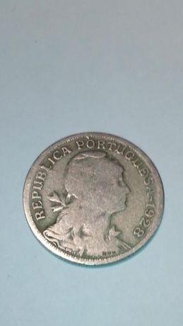 Moeda 50 Centavos de 1928